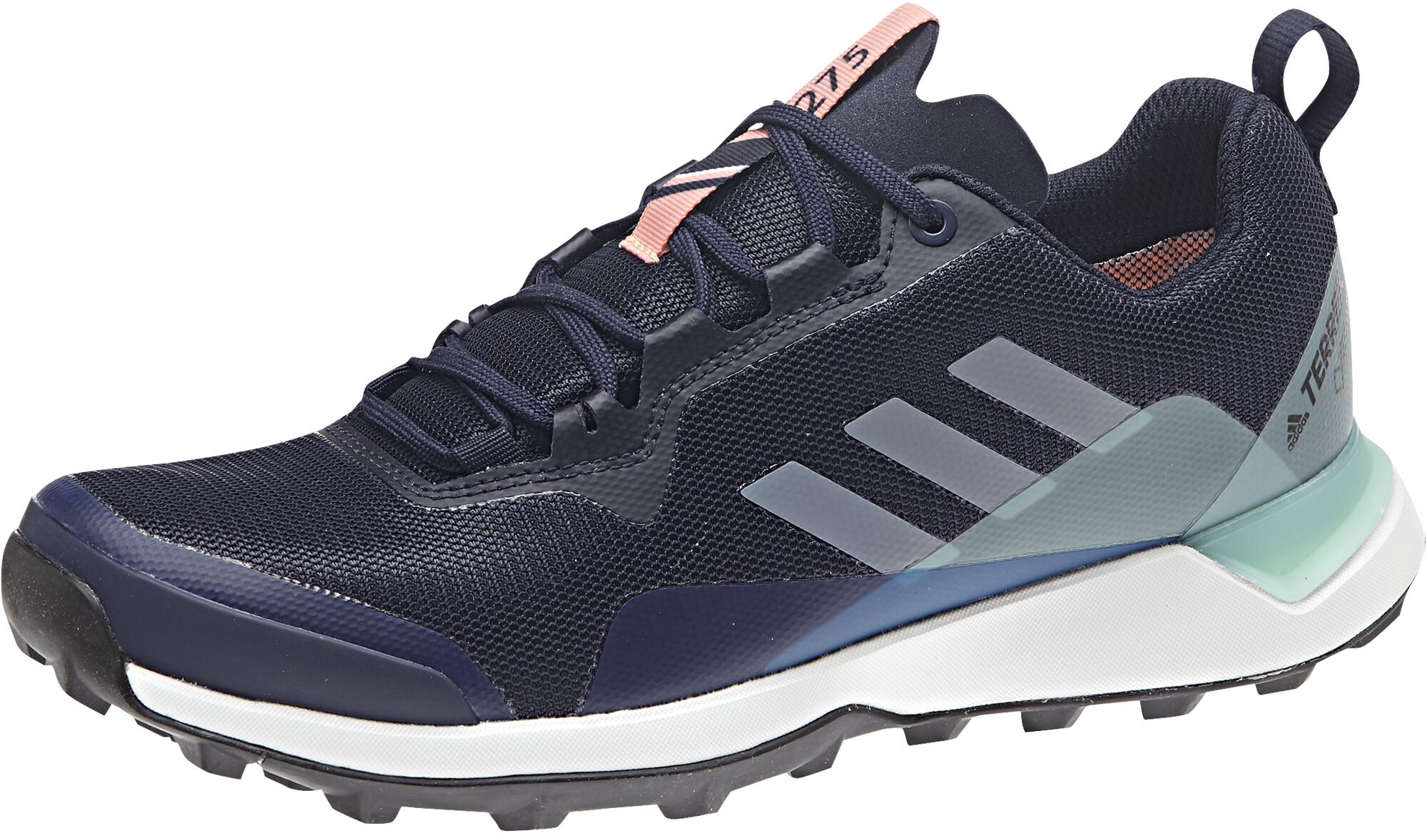 separation shoes f8545 b7cef adidas TERREX CMTK GTX Hardloopschoenen Dames blauw